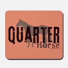 Quarter Horse Mousepad