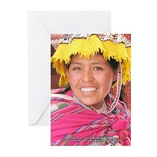 A Mother's Joy - Greeting Cards (Pk of 10)