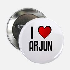 I LOVE ARJUN Button