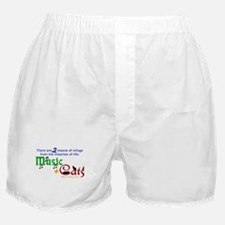Miseries of Life ... Boxer Shorts