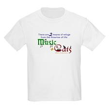 Miseries of Life ... Kids T-Shirt
