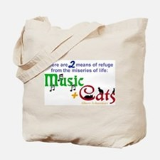 Miseries of Life ... Tote Bag