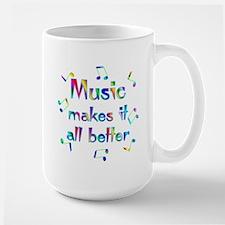 Music Ceramic Mugs