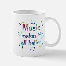 Music Small Mugs