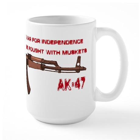 AK-47 Large Mug