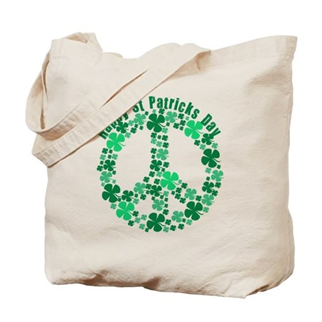 Happy St Patricks Day Tote Bag