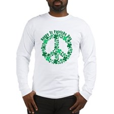 Happy St Patricks Day Long Sleeve T-Shirt