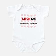 I Love My Special Educational Needs Teacher Infant