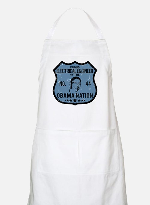 Electrical Engineer Obama Nation BBQ Apron