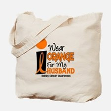 I Wear Orange For My Husband 9 KC Tote Bag