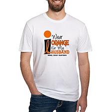 I Wear Orange For My Husband 9 KC Shirt