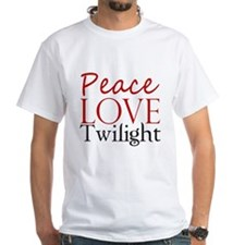 Peace Love Twilight Shirt