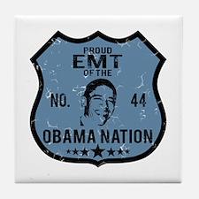 EMT Obama Nation Tile Coaster