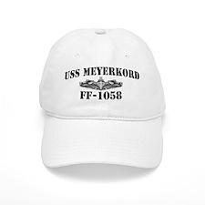 USS MEYERKORD Baseball Cap