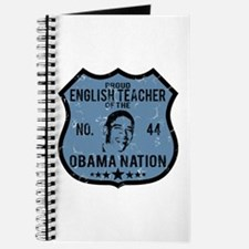 English Teacher Obama Nation Journal