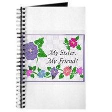 My Sister, My Friend Journal