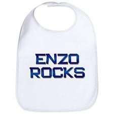 enzo rocks Bib
