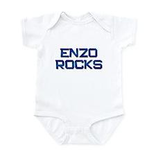 enzo rocks Infant Bodysuit