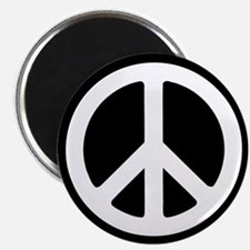 Peace Sign / Peace Symbol Magnet