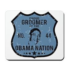 Groomer Obama Nation Mousepad