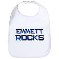 emmett rocks Bib