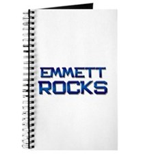 emmett rocks Journal