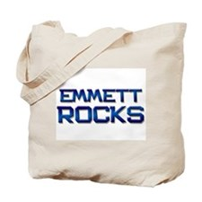 emmett rocks Tote Bag