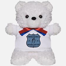 Human Resources Obama Nation Teddy Bear