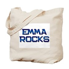emma rocks Tote Bag
