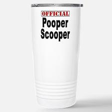 Scooper Stainless Steel Travel Mug