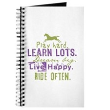 Horse Lover Journal