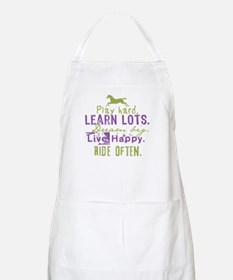 Horse Lover BBQ Apron