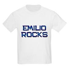 emilio rocks T-Shirt