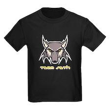Team Seth (wolf logo) T