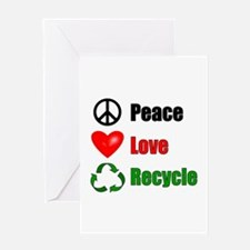 Peace... Greeting Card