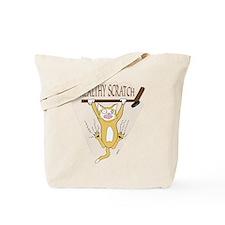 healthy scratch Tote Bag