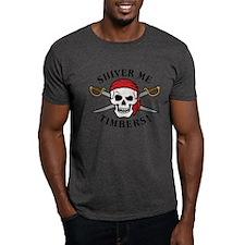 Shiver Me Timbers! T-Shirt