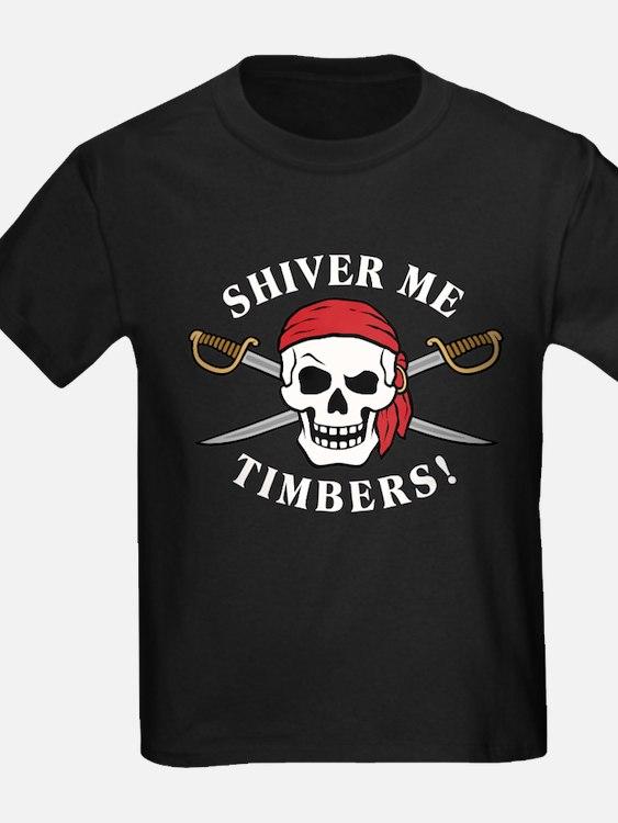 Shiver Me Timbers! T