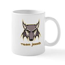 Team Jacob (wolf logo) Mug