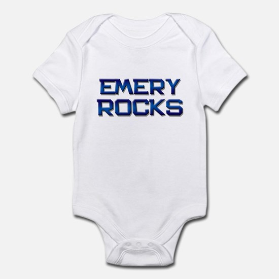 emery rocks Infant Bodysuit