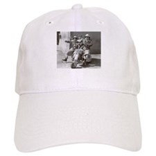 scooter three stooges Baseball Cap
