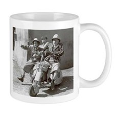 scooter three stooges Mug