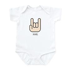 Rock. Infant Creeper