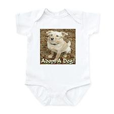 Adopt A Dog! Infant Bodysuit