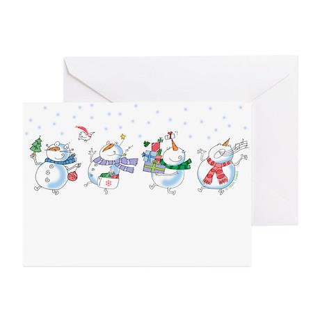 Christmas Cards/Snowman (Pk of 10)