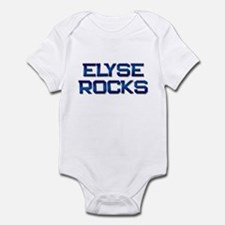 elyse rocks Infant Bodysuit