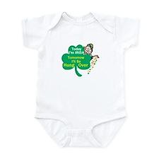 Hung Over Infant Bodysuit