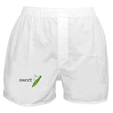 Sweet Pea Simple Boxer Shorts