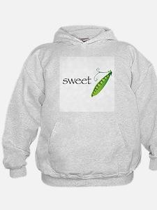 Sweet Pea Simple Hoodie