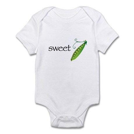 Sweet Pea Simple Infant Bodysuit